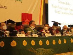 Universitas Tamansiswa Padang Laksanakan Wisuda ke–60 Secara Offline