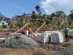 Dandim Puas dengan Pemilihan Lokasi TMMD Ke 111 di Kampung Dorba