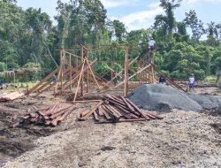 Kampung Dorba Distrik Pantai Timur Layak Dapat Program TMMD 111