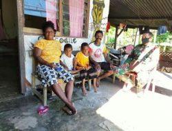 Komsos: Sertu Supriyanto Bahas Pembukaan Lahan Pertanian