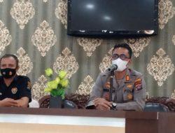 Polres Pasaman Ajak Media Edukasikan Penanggulangan Covid-19