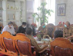 Kota Solok PPKM Level 3, Wako Pimpin Rapat Terbatas