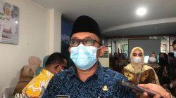 Kasus positif Covid-19 di Kota Padang melonjak tajam Pemko Padang berencana memberlakukan kerja dari rumah atau WFH