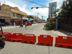 Mulai Hari Ini, Kota Padang Lakukan Penyekatan di Empat Titik Perbatasan