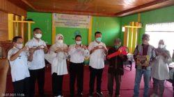 Kementrian PUPR Pessel Serahkan 30 Unit Rumah Khusus Nelayan di Kecamatan Lengayang