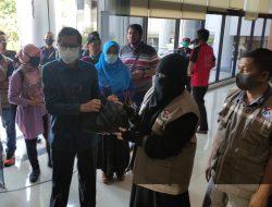 Serbuan 1000 Paket Sembako JPS Dilepas Audy