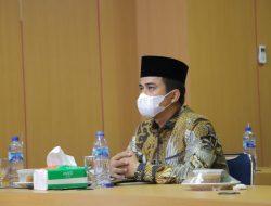 Wawako Solok Ikuti Rakornas pengendalian inflasi Tahun 2021