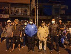 Kebakaran Hanguskan Ruko Di Pandan Kota Solok, Wako : Kita Berduka Atas Musibah Ini