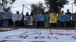Pasca Ricuh Sidang Paripurna, Aliansi Mahasiswa Solok Audiensi ke DPRD Kabupaten Solok