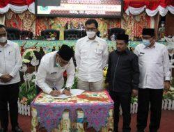 2 Fraksi Tidak Mengakui Pengesahan RPJMD 2021-2026 Kabupaten Solok