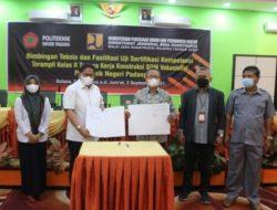 PNP Bersama Balai Jasa Konstruksi Wilayah I Banda Aceh, Gelar Uji Sertifikasi Kompetensi