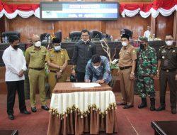 Lucki Efendi Ditunjuk Sebagai Plt Ketua DPRD Kabupaten Solok