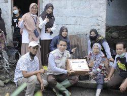 Wawako Bersama Kwarcab Pramuka Kota Solok Laksanakan Bedah Rumah