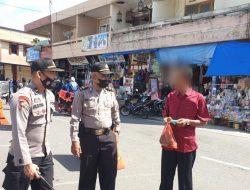 Ratusan Pelanggar Prokes Terjaring Operasi Yustisi di Padang Panjang