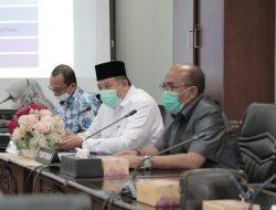 Wako Solok Audiensi Dengan Anggota DPRD Dapil VII Provinsi Sumbar