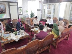 Nyalanesia Riau Kunjungi Pemko Solok