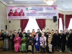 Wabup Hadiri Musyawarah Daerah Sekaligus Pengukuhan GOW Kabupaten Solok 2021-2024