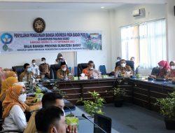 Balai Bahasa Sumbar Gelar Penyuluhan Bahasa Indonesia Di Pasbar