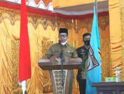 Wabup Pasbar Risnawanto Launching Badan Wakaf Darul Hikmah
