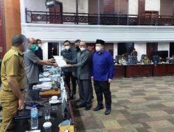 Surat Sumbangan Gubernur, 3 Fraksi DPRD Sumbar Ajukan Hak Angket