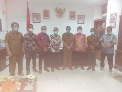 Pimpinan DPRD Mentawai Kuker ke DPRD Sumbar